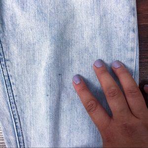 Aeropostale Jeans - Aeropostale   5   Bayla Light Low Rise Skinny Jean